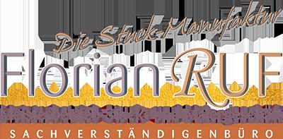 STUCKMANUFAKTUR FLORIAN RUF Logo