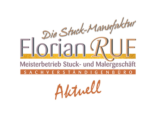 Florian Ruf aktuell